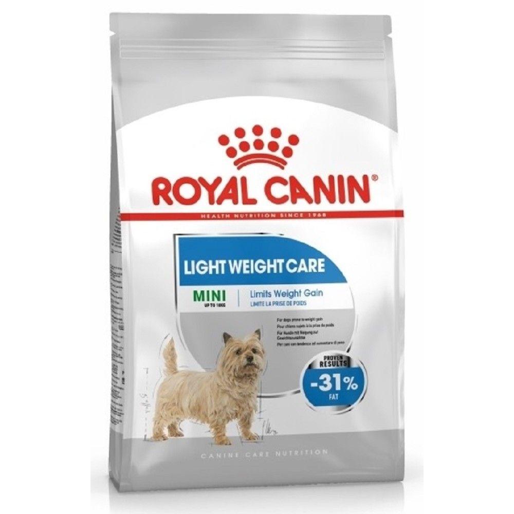 Royal Canin 8kg mini Light dog