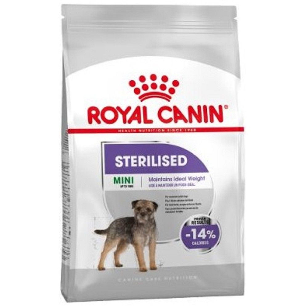 Royal Canin 8kg mini Sterilized dog