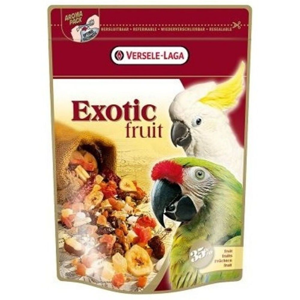 Versele Laga exotic fruit směs pap. velký 600g Versele-Laga