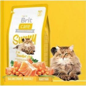 Brit care 0,4kg cat Sunny Hair