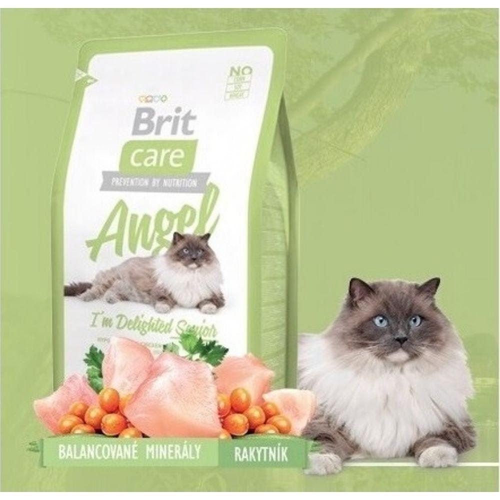 Brit Care 2,0kg cat Angel Senior