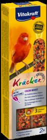 Kräcker tyč. kanár pro intenzivně zbarvené peří 2ks