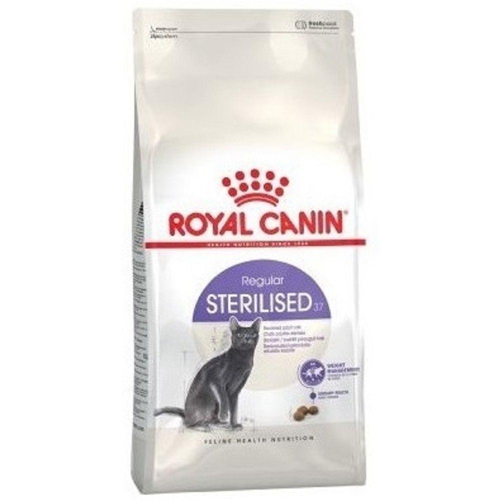 RC 4kg sterilised cat Royal Canin