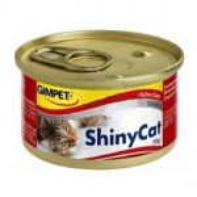 Shiny cat 70g kuře