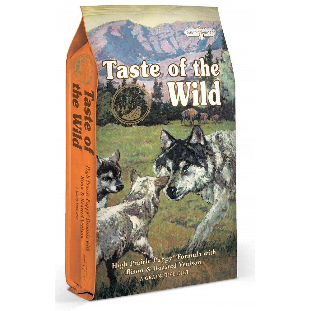 Taste of the Wild 13kg High Prairie Puppy