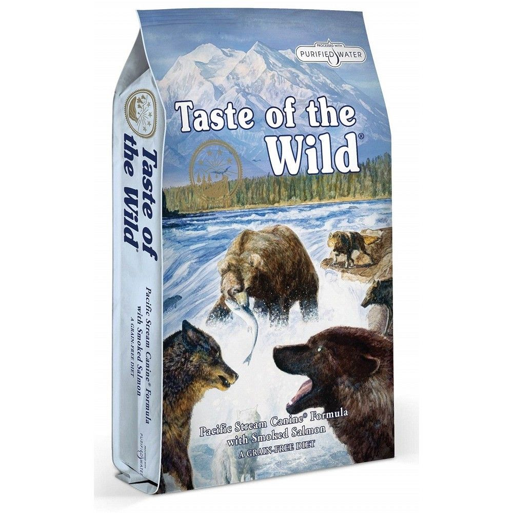 Taste of the Wild 13kg Pacific Stream Canine