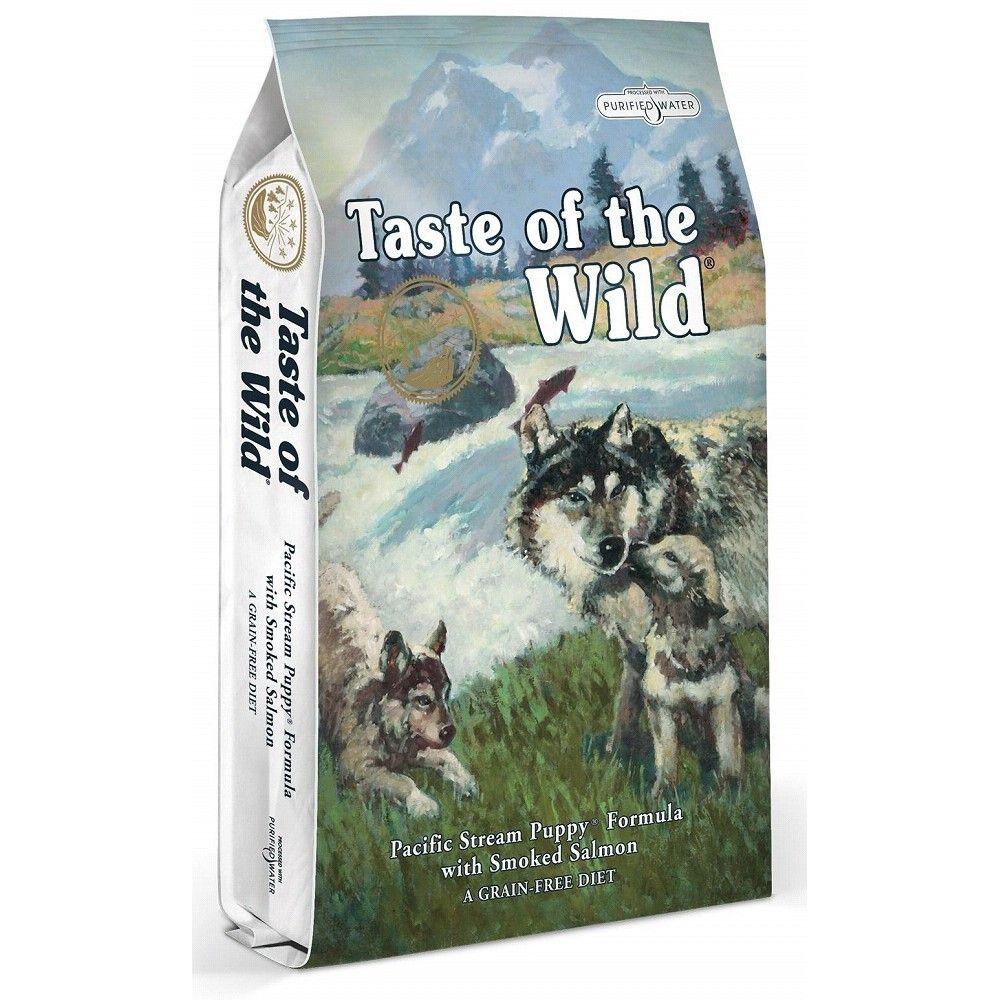 Taste of the Wild 13kg Pacific Stream Puppy