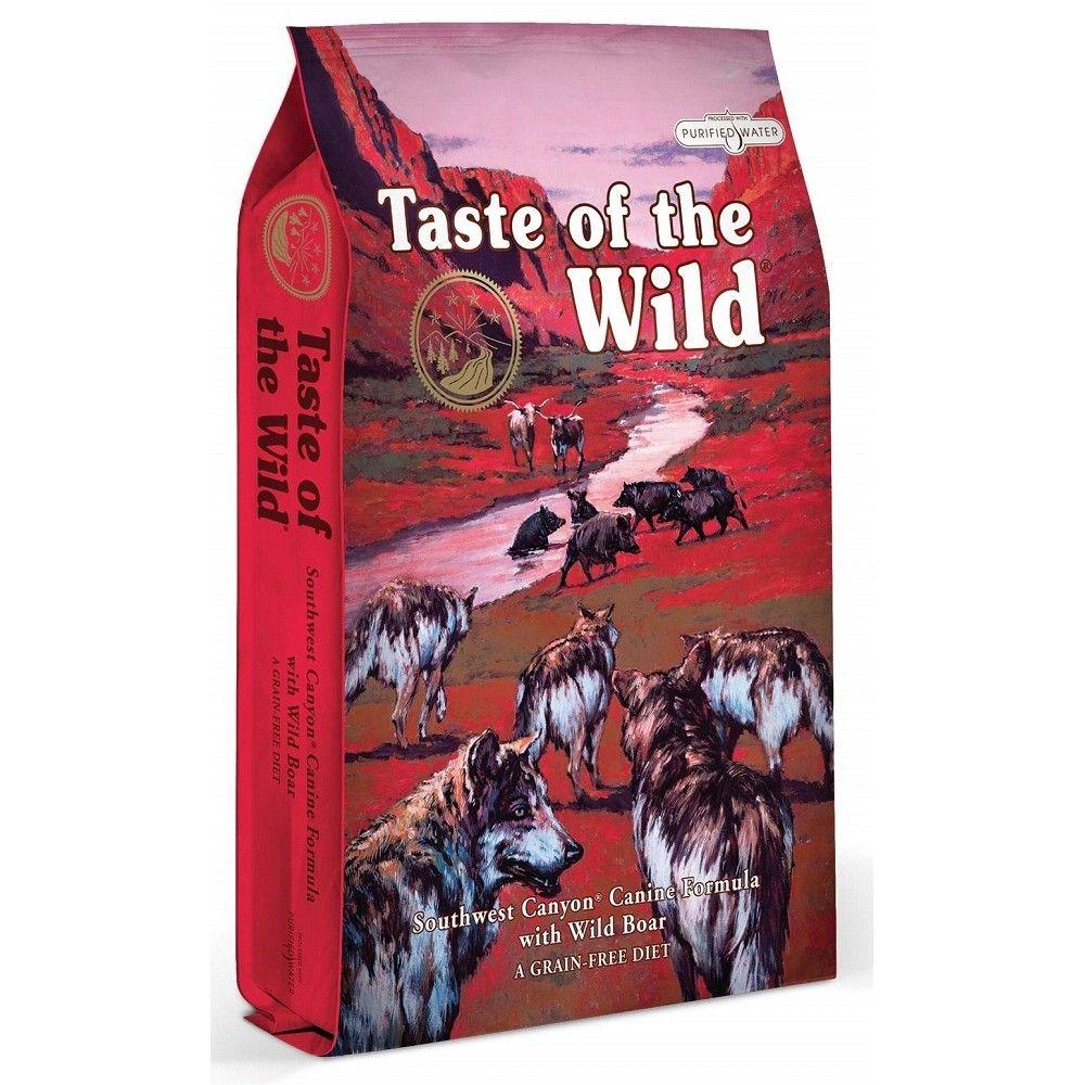Taste of the Wild 13kg Southwest Canyon Canine