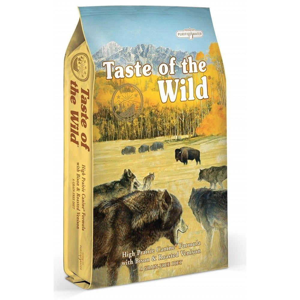 Taste of the Wild 6kg High Praire Canine