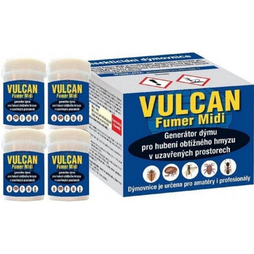 Vulkan Fumer Mini 4x11g (dýmovnice) Ostatní