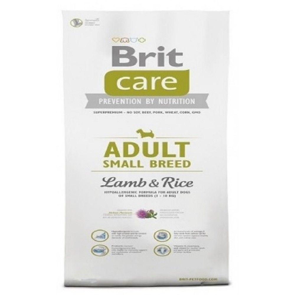 Brit care 7,5kg Adult L+R SB