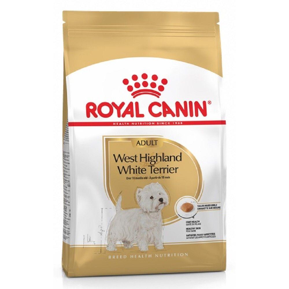 Royal Canin 1,5kg mini Adult west h.terrier dog