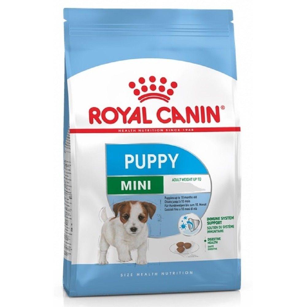 RC 8,0kg mini Puppy Royal Canin