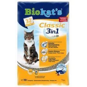 Stel.Biokats 10kg Natural Classic