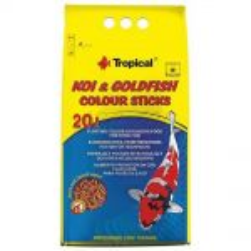 Tropical Goldfish Colour Sticks 20l sáček