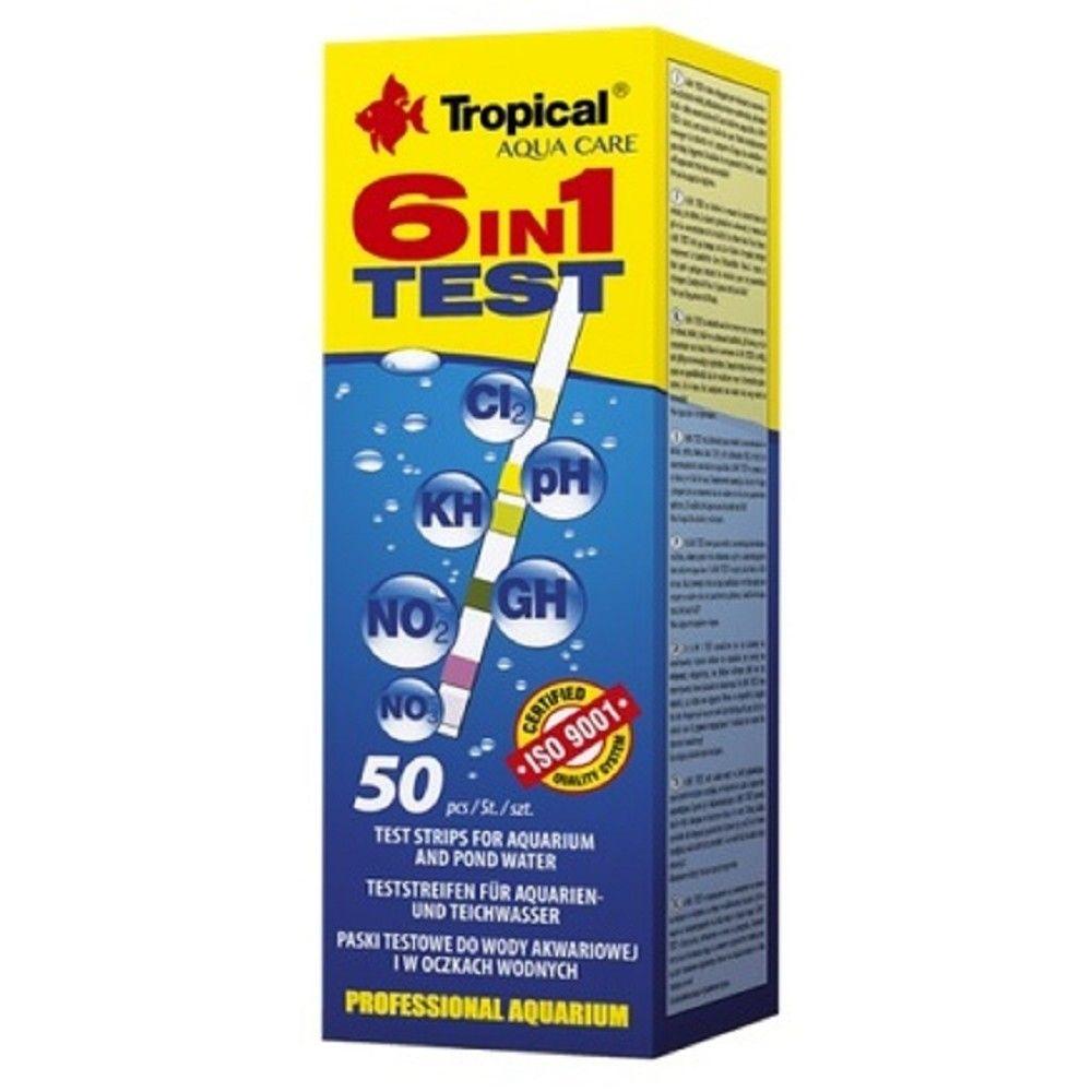 Tropical Test 6v1 pásky (50ks/karton) Ostatní
