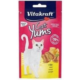 Vit.Cat Yums sýr 40g polštářky
