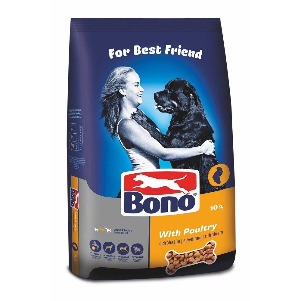 Bono 10kg Adult drůbeží Ostatní