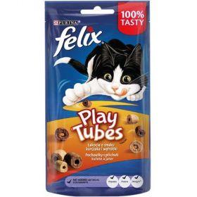 Felix Play Tubes 50g kuře a játra