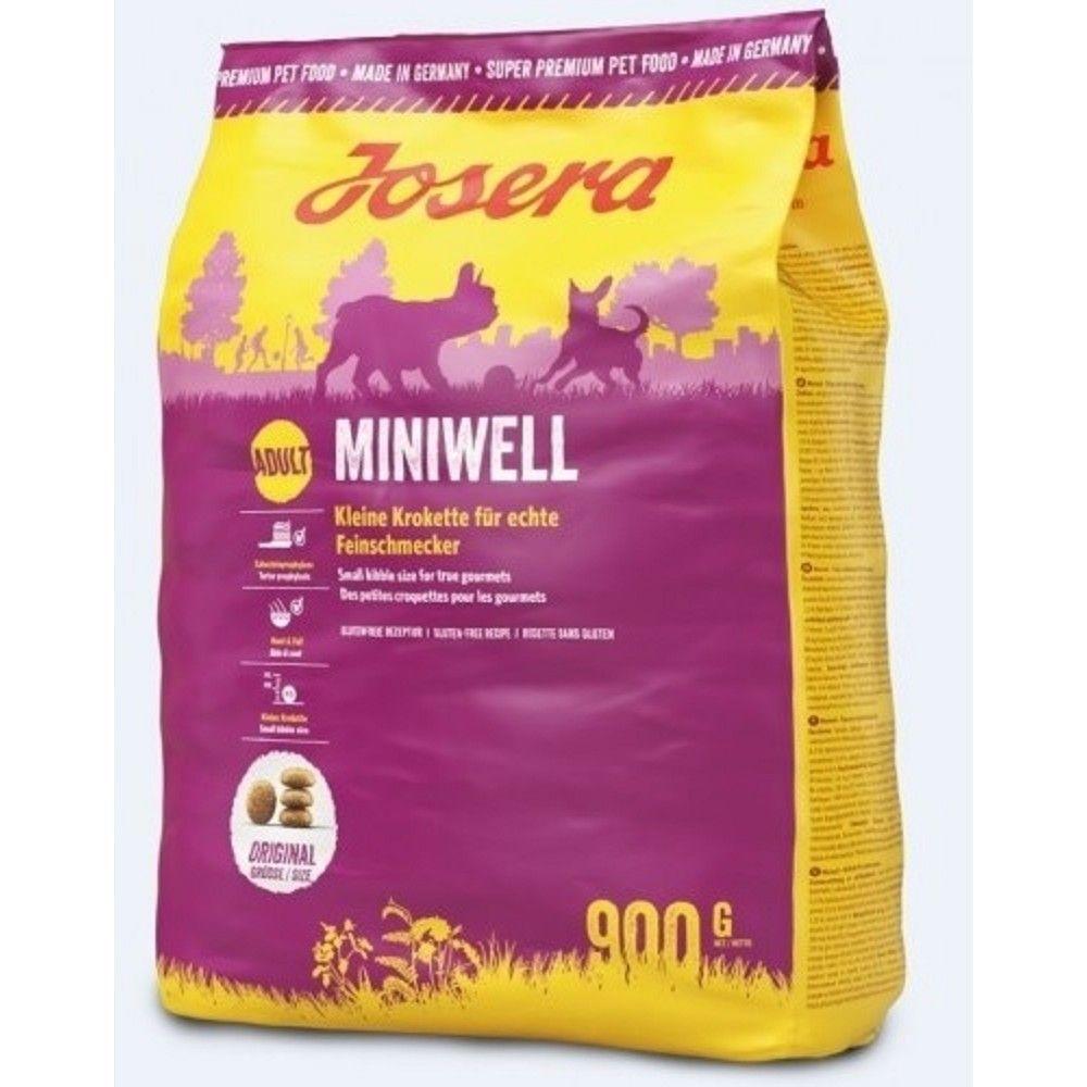 Josera 0,9kg Miniwell