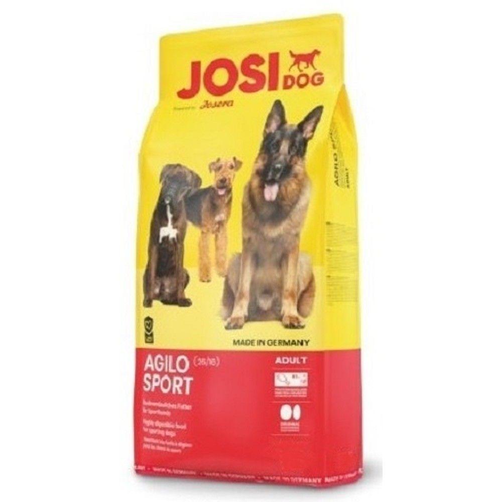JosiDog 18kg Agilo Sport 15kg+3kg zdarma Josera