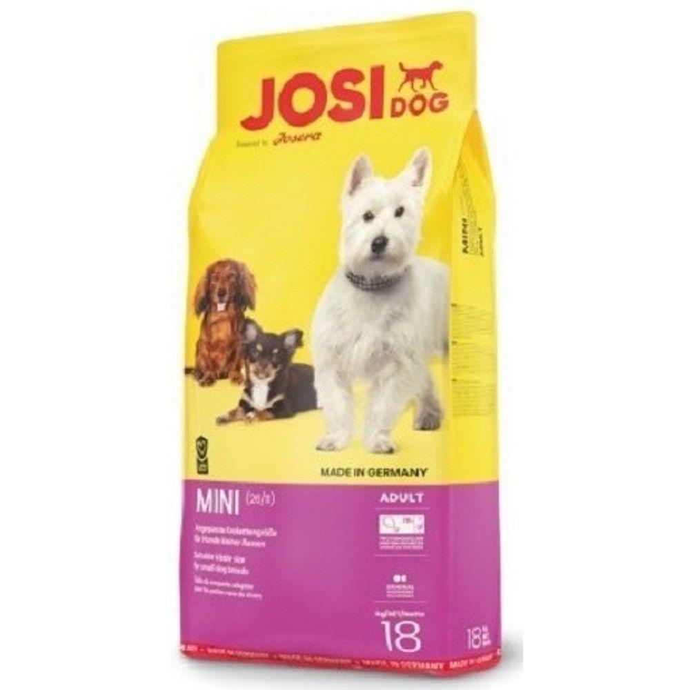 JosiDog 15kg+3kg Mini Josera