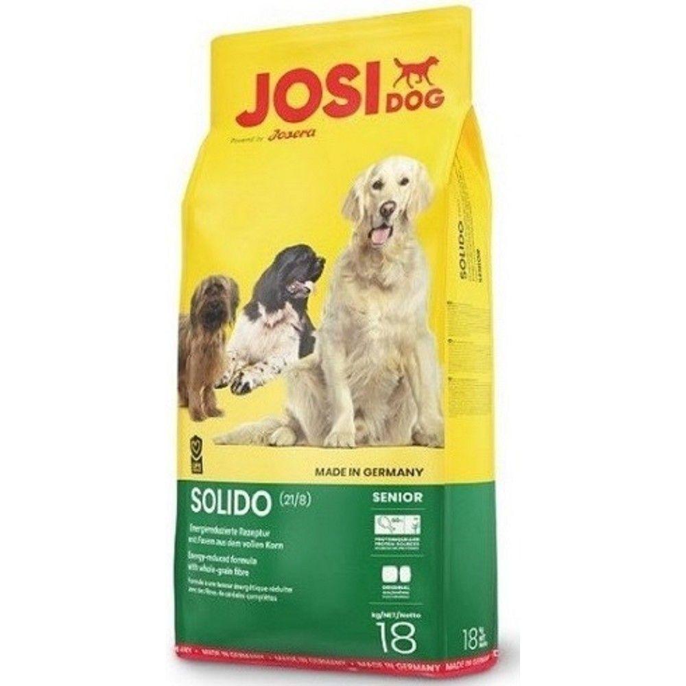 JosiDog 15kg+3kg Solido Josera