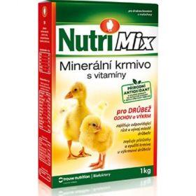 Nutri Mix 1kg drůbež