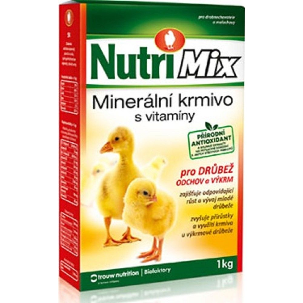 Nutri Mix 1kg drůbež Ostatní