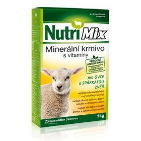 Nutri Mix 1kg pro ovce a spárkatou zvěř
