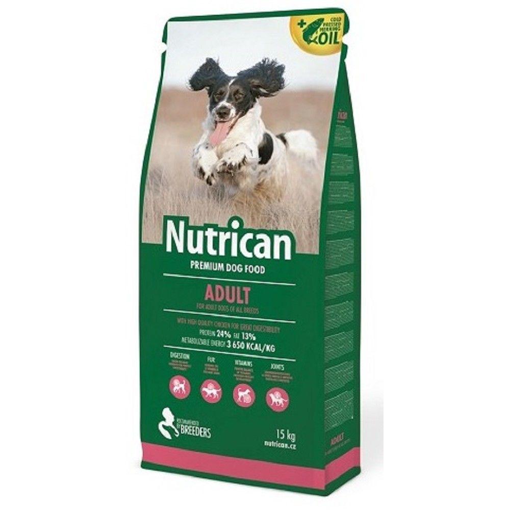 Nutrican 15kg Adult dog Ostatní