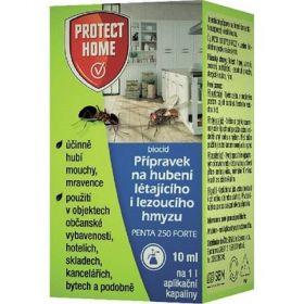 Protect Home - univ.insekticid na hubení létajícího i lezoucího hmyzu
