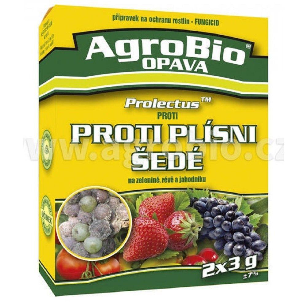 Proti plísni šedé 2x3g /na zelenině,révě a jahodníku Ostatní