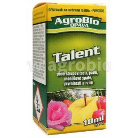 Talent 10ml /proti strupuvitosti,padlí,rzi a skvrnitosti listů