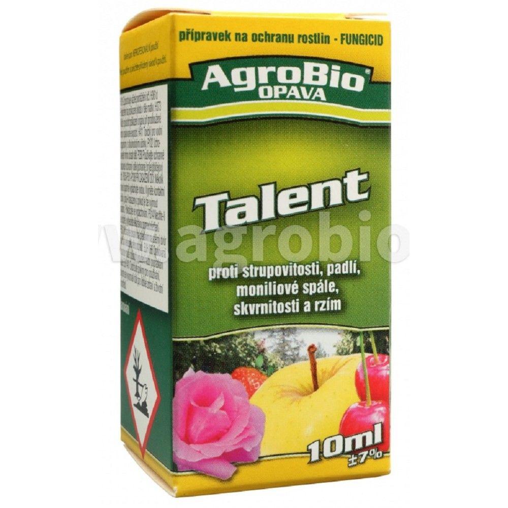 Talent 10ml /proti strupuvitosti,padlí,rzi a skvrnitosti listů Ostatní