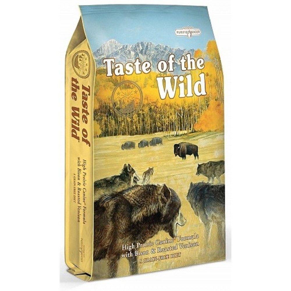 Taste of the Wild 2kg High Praire canine