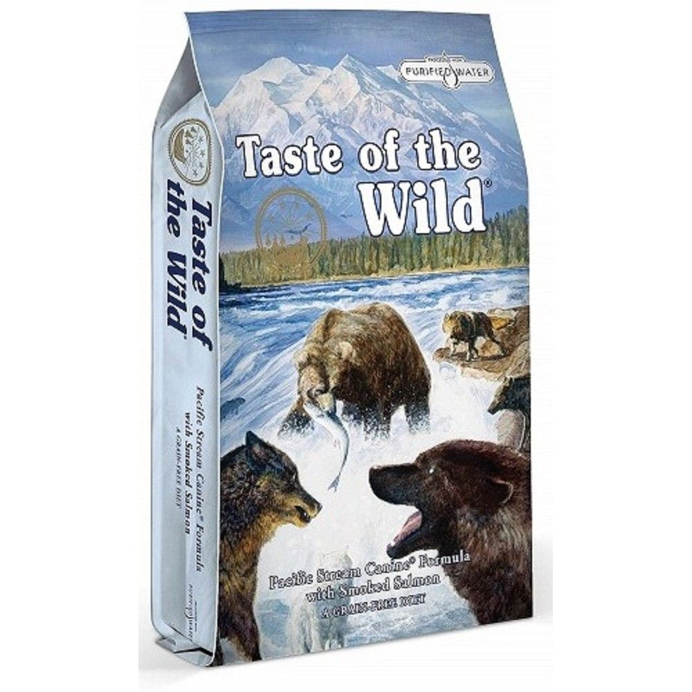 Taste of the Wild 2kg Pacific Stream Canine