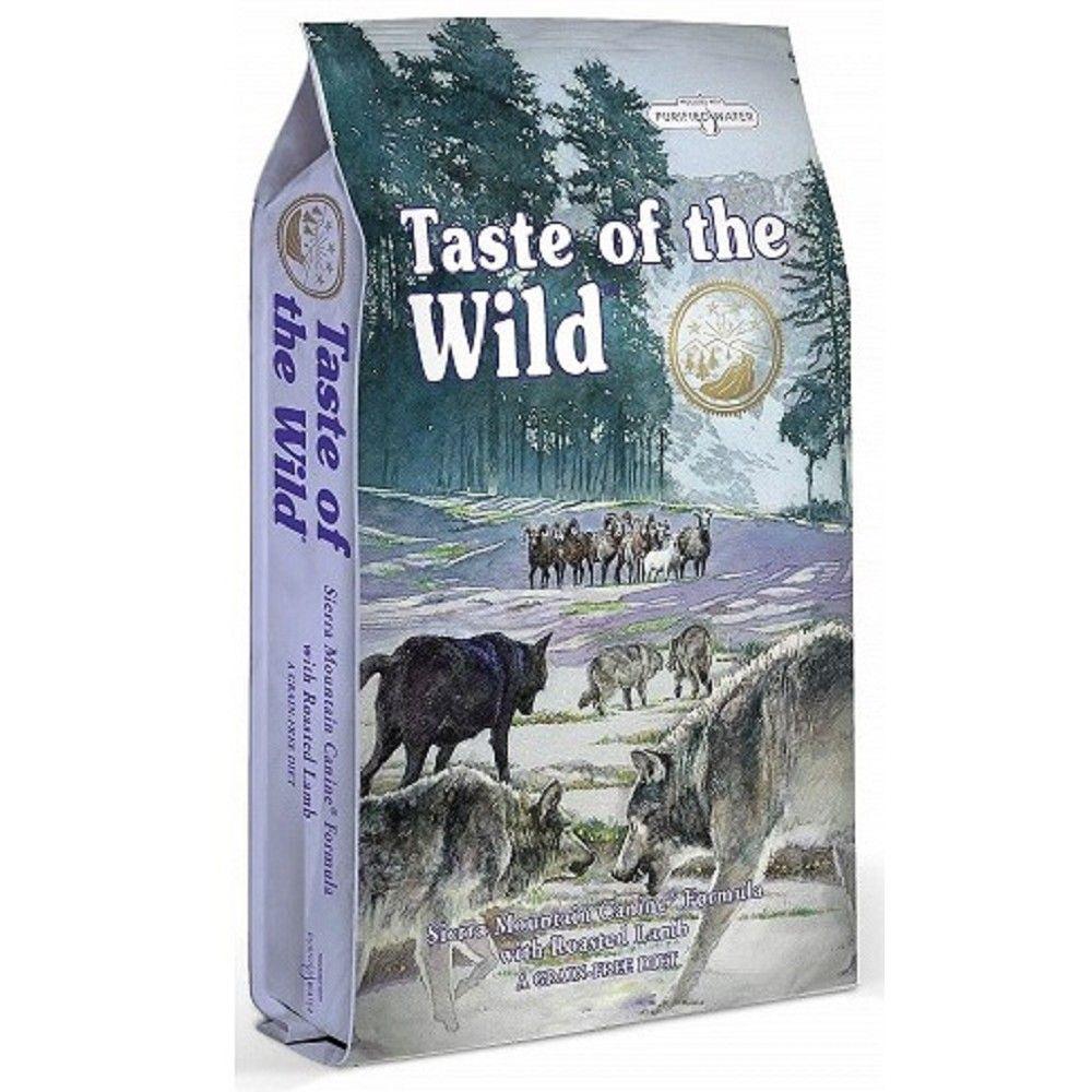 Taste of the Wild 2kg Sierra Mountain canine