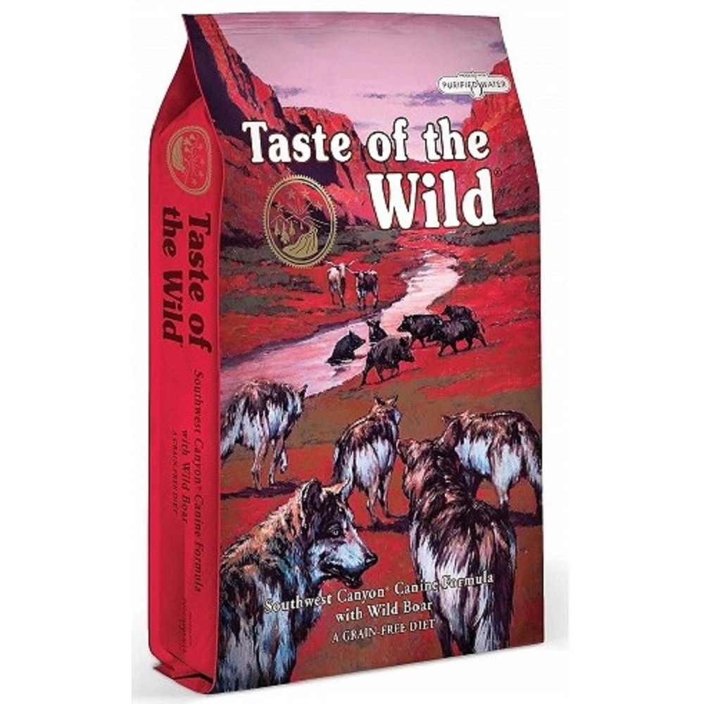 Taste of the Wild 2kg Southwest Canyon canine