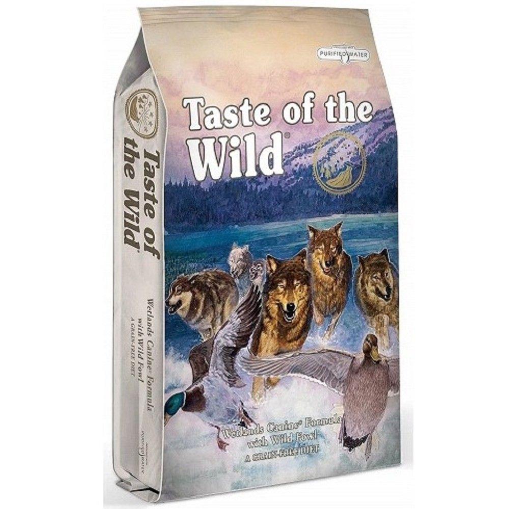 Taste of the Wild 2kg Wetlands Canine