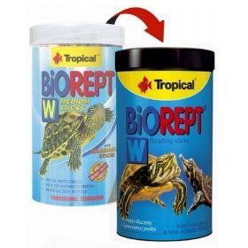 Tropical Biorept W medium 100ml granule pro želvy