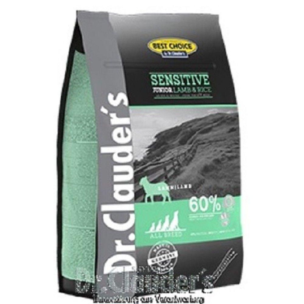 Best Choice 4kg Junior Lamb+Rice Sensitive