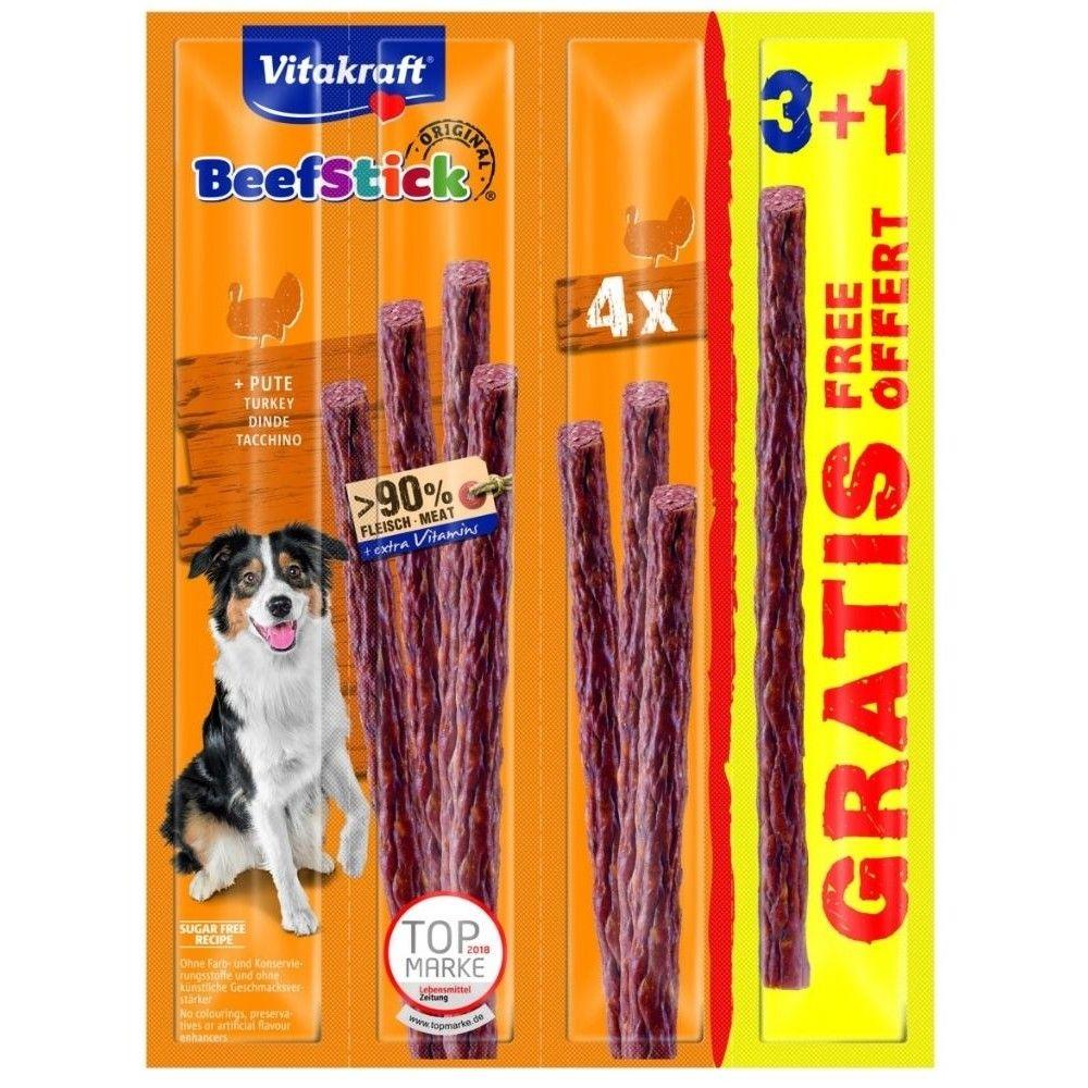 Beef Stick krůta 12g 3+1 zdarma Ostatní