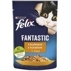 Felix Fantastic 85g kaps. kuře v želé /26ks 94