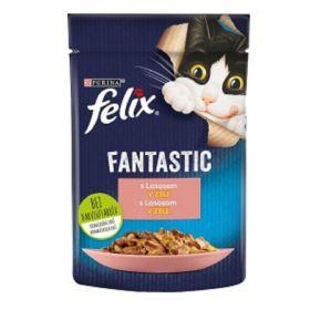 Felix Fantastic 85g kaps. losos v želé /26ks  94