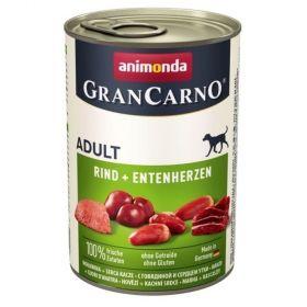 Gran Carno 400g adult hovězí+kachní srdce