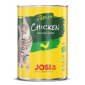 JosiCat 400g Chicken in jelly