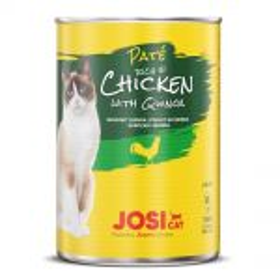 JosiCat 400g Paté Chicken with quinoa