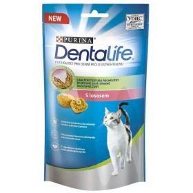 Purina Dentalife Cat 40g losos/8ks