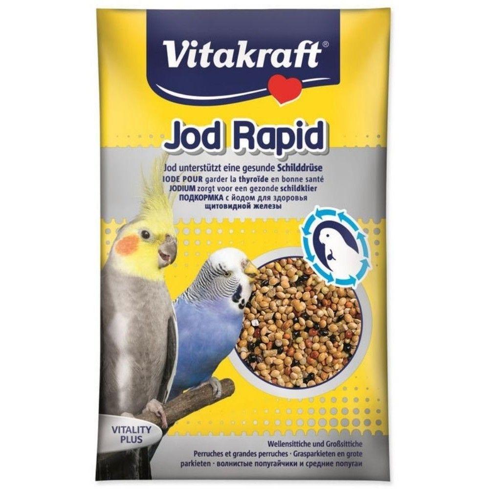 Vit. perle s jódem ptáci 20g /25ks Vitacraft
